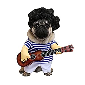 bluespace pet costume dog cat pets suit halloween costumes pets clothing for small dogs and cats perfect for halloween christmas and theme party