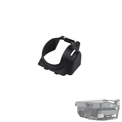 Hensych® Sun Shade Lens Hood visière pare-soleil éblouissement Caméra Housse de Protection pour DJI Mavic Pro Drone (Noir)