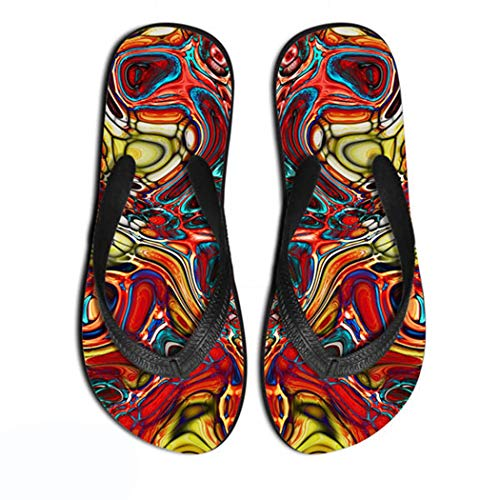 D'été Couleur Style D'intérieur Pantoufles Arrivée Tongs Rétro Sandales Amant Chaussures 05 Nouvelle Plates De Mode Femme La dzq4wS0