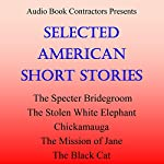 Selected American Short Stories | Washington Irving,Mark Twain,Ambrose Bierce,Edith Wharton,Edgar Allan Poe
