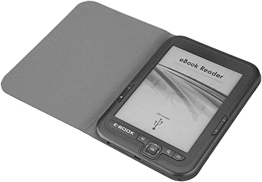 Etase Lector de Ebook de 6 Pulgadas y 4 GB E-Ink Capacitiva e Book ...