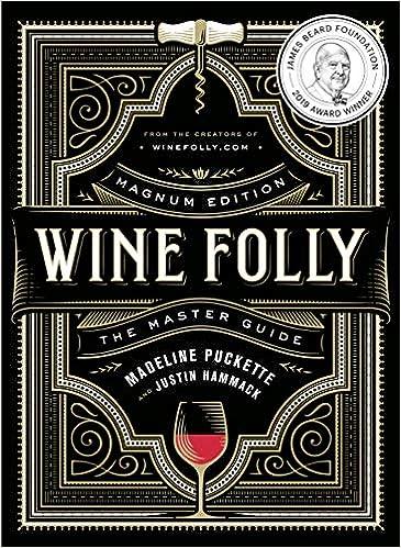 Wine Folly – Master Wine Guide Book