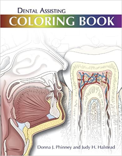 Dental Assisting Coloring Book - Kindle edition by Donna J ...