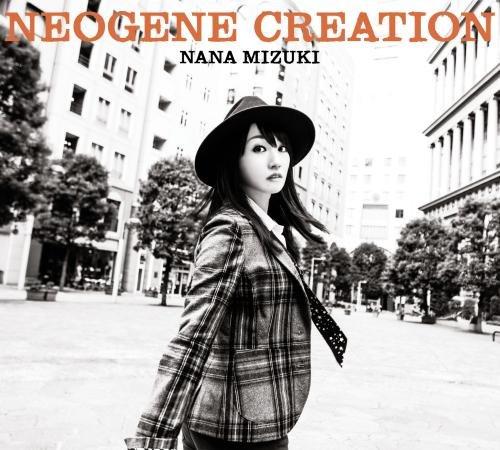 水樹奈々 / NEOGENE CREATION[BD付初回限定盤]の商品画像