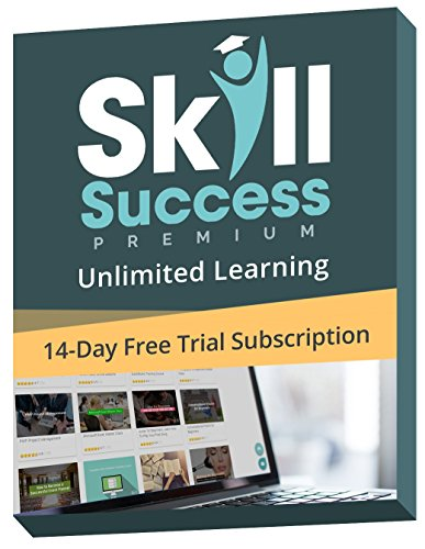 Skill Success Premium: Unlimited Learning [14-day Free Trial Subscription]