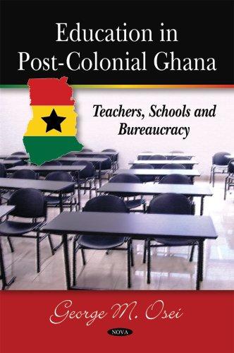 Education in Post-Colonial Ghana