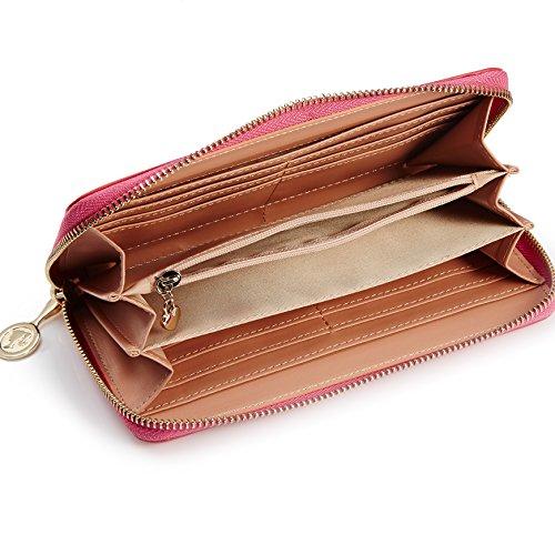 La Filles monnaie Porte Bbps005 rose En À Shopping Rose Rétro Pu Pour Elegant Mode Vif femmes Série Vif De Barbie RCt5vxv