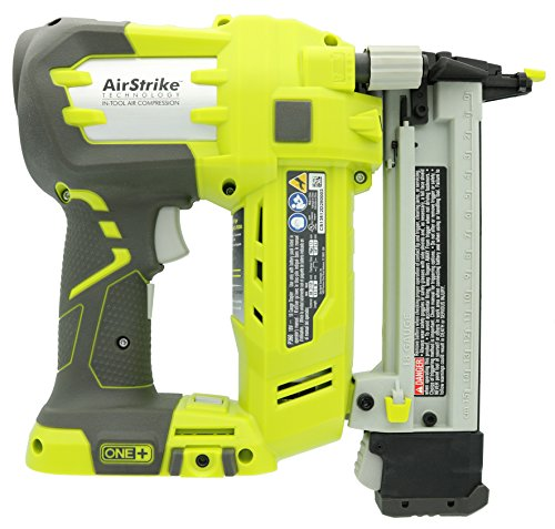 Ryobi P360 18 Volt Lithium Ion One+ 3/8 - 1 1/2 Inch Crown Stapler (Battery Not Included, Power Tool Only)