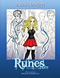 Runes: Coloring Book (Runes Coloring Books) (Volume 2)