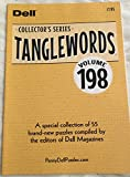 Dell Selected Puzzles Tanglewords *Volume 198* Collector's Series