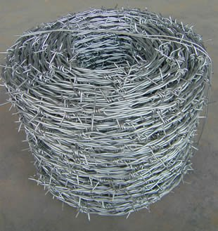 How Much Does A Barbed Wire Fence Cost | 5 Star Shine Silver 12swg Barbed Wire 20 Ft Amazon In Garden