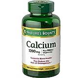 Natures Bounty Calcium Plus Vitamin D3 1200 miligram Capsules – 120 Ea, Pack of 3 Review