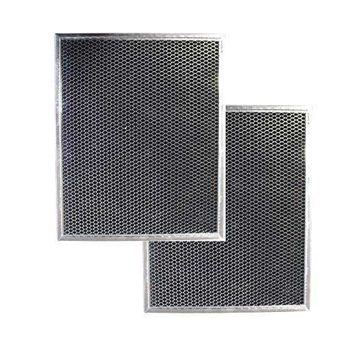 Replacement Carbon Filters Compatible With Broan: 99010308 BPSF30 QS WS GE: WB02X10707 (2-Pack)