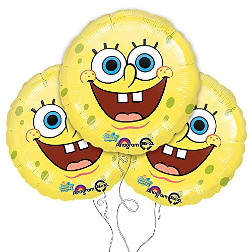 Yellow Spongebob Squarepants Face 18