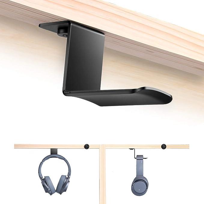 Hommie Metall Silikon Headset Halter Kopfhörer Haken Elektronik