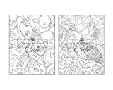 Forest Wildlife Coloring Book: An Adult Coloring