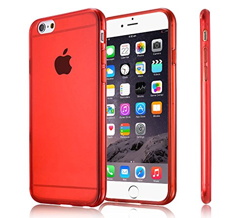 custodia iphone 6 rossa