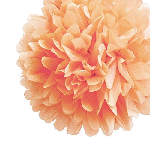Quasimoon Flowers Hanging Decorations PaperLanternStore