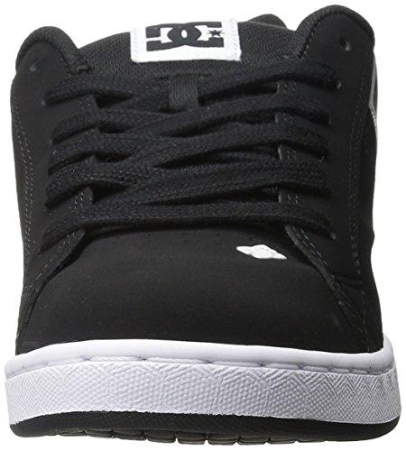 DC Court Graffik Lowtop Damenschuhe Black/Black/White