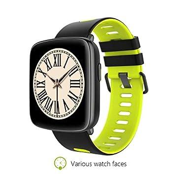 Coualter Montres Connectée Tracker dactivité Meilleur Fitness Smart Watch Montre,Podomètre, Tracker
