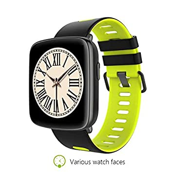 Zenozinuo Reloj Inteligente Smartwatch Bluetooth Reloj ...