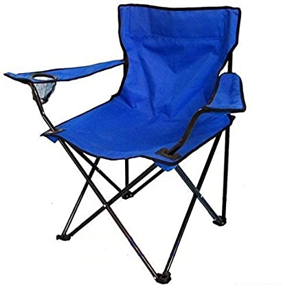 Camping Festival Personalised folding camping chair ideal for out door living