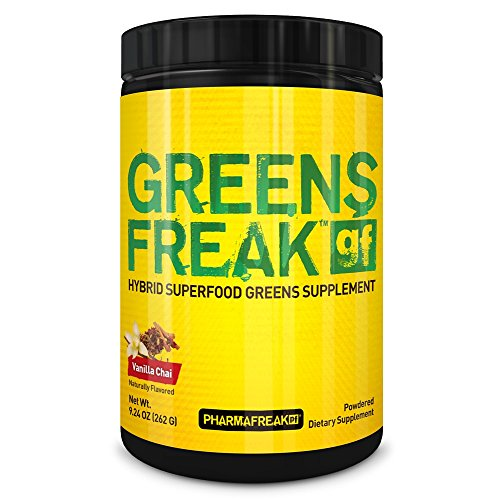 PHARMAFREAK SUPERFOOD SUPPLEMENT Designed ATHLETES product image