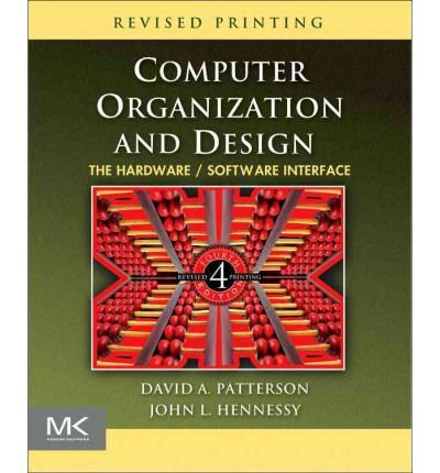 [(Computer Organization and Design: The Hardware/Software Interface )] [Author: David A. Patterson] [Dec-2011] pdf epub
