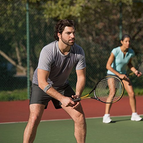 Bracoo Tennis-Golfer Strap, Quality EVA for Tendonitis, Muscle Strain Relief,