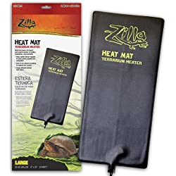 Zilla Reptile Terrarium Heat Mats, 50-60 Gallon