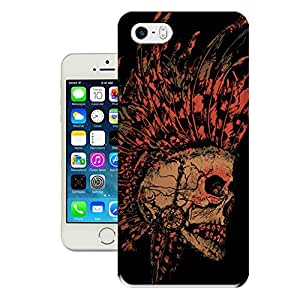 Linch DIY Stylish Death Native Hard Cover Case Fit for Apple iPhone 5/5S