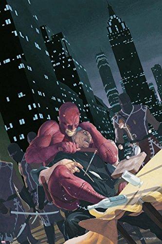 Daredevil No.501 Cover: Daredevil Poster by Esad Ribic