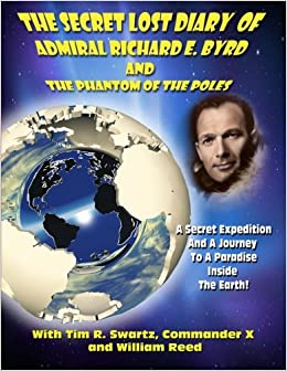Book The Secret Lost Diary of Admiral Richard E. Byrd and The Phantom of the Poles