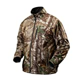 MILWAUKEE ELECTRIC TOOL 2343-L M12 Cordless Camo Heated Mz Jacket with Battery, Large
