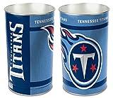 """WinCraft Inc. Tennessee Titans 15"""" Waste Basket"""