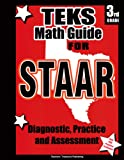 TEKS 3rd Grade Math Guide for STAAR, Teachers&#039, 0988412004