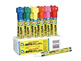 Autowriter Markers Box of 12 Assorted Writing Pens