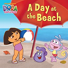 Image result for a day at the beach dora the explorer