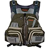 Kokatat Fishing Kayak Lifejacket (PFD)-Olive-XL/XXL