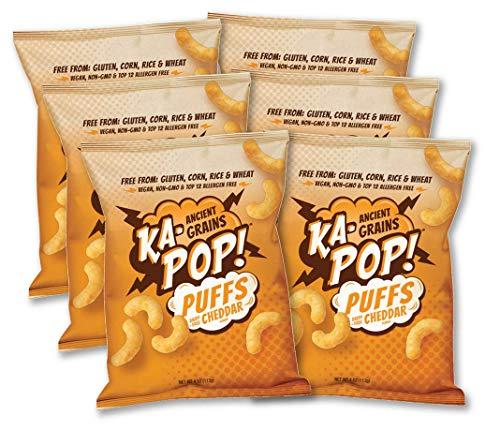 🥇 Ka-Pop! Ancient Grain Puffs