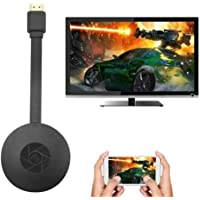 HRX - 2.4G Wireless HDMI Display Adapter, 1080P HD WiFi Screen Mirroring For i-Phone/i-Pad/Android./iOS/Windows/PC To HD…