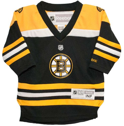 Outerstuff NHL Infant Boston Bruins Team Color Replica Jersey - R52Hwbaa (12-24 months) -