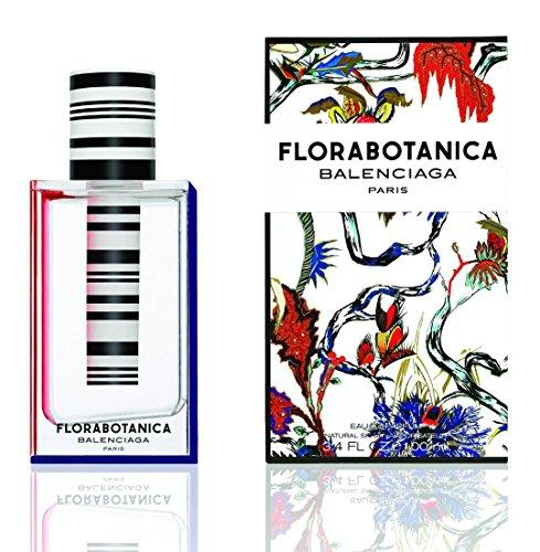 Balenciaga Eau De Parfum Spray (Florabotanica Balenciaga Perfume 100ml/3.4 Fl.oz Eau De Parfum)