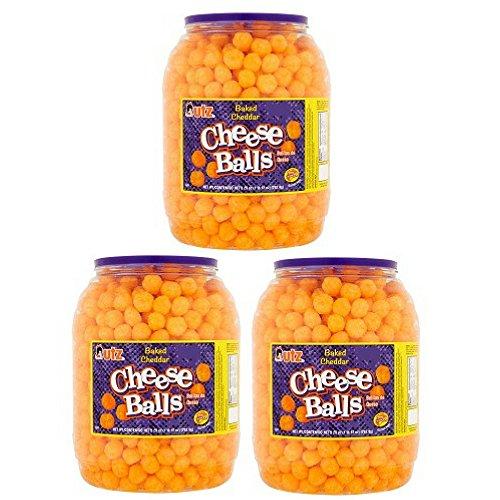 UTZ Baked Cheddar Cheese Balls, 28 oz
