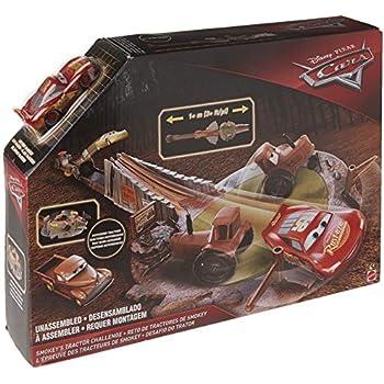 Disney/Pixar Cars Smokeys Tractor Challenge Playset