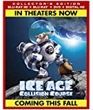 Ice Age: Collision Course [3D Blu-ray]