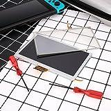 Mingruie Replacement LCD Screen +Digitizer Touchscreen +Tools For Nintendo Wii U Gamepad