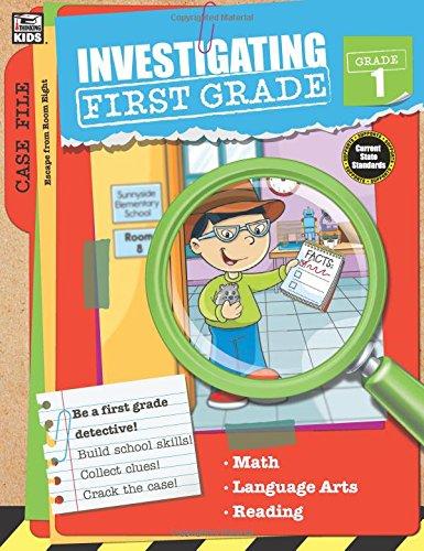 Investigating First Grade by Carson-Dellosa