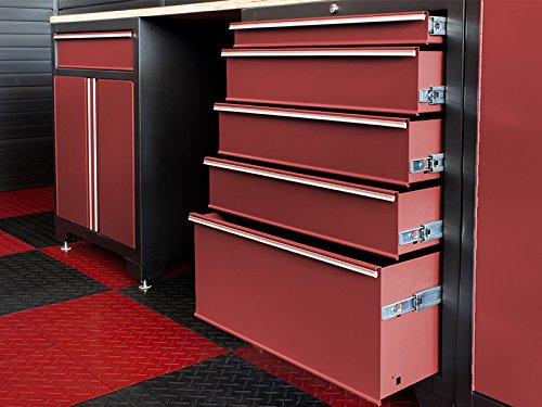 Tavolo Da Lavoro Kupper : Armadio banco da lavoro cassettiera portautensili attrezzi sogi