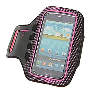 Mini - Outdoor Sports Armband Universal for Samsung Galaxy S3/S4/S5 ,Color: Gray